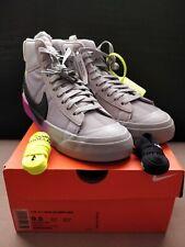meet 2c4db 28a4e item 8 The 10  Nike Blazer Mid x Off-White Wolf Grey Serena