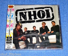 JAPAN:NEVER HEARD OF IT - NHOI ,CD,RARE,SEALED,BONUS,+OBI,EMO,POP- PUNK