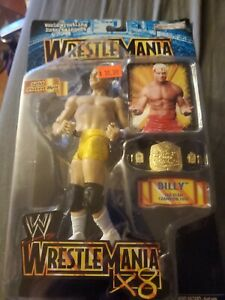 2001 Jakks WWE WWF Wrestlemania X8 Triple H Wrestling Wrestler Action Figure