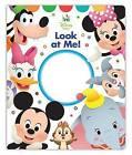 Disney Baby Look at Me! by Disney Book Group, Marcy Kelman (Board book, 2016)