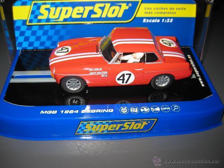 SUPERSLOT H3488 MGB 1964 SEBRING Neu 1 32 Neu  | Kaufen