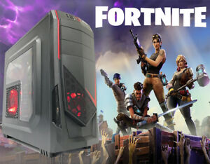 Gaming-PC-Desktop-Computer-Intel-i5-3-20GHz-8GB-500GB-Win10-WIFI-AMD-7470-HD-1GB