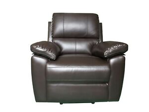 Details About Argos Home Chocolate Toby Rise And Recliner Chair