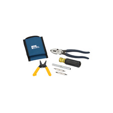 Ideal 35 5799 Electricians Tool Kit 4 Piece