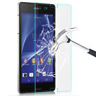 Tempered Glass Tough Screen Protector Scratch Resistant Guard for Sony Xperia Z3