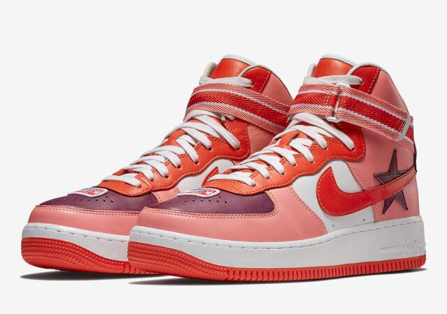 NikeLab x RT Air Force 1 High Bianco Nero | Sneakers Nike