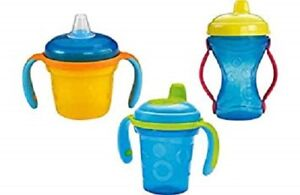 Fisher Price baby /toddler Sippy Cups No Spill Leak Drip ...