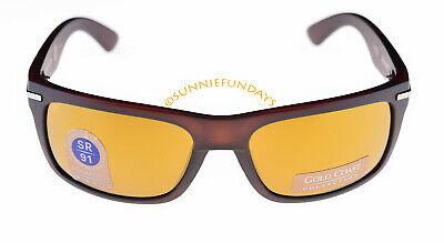 Kaenon Burnet XL Polarized Sunglasses Matte Black Tortoise Grey 40mm