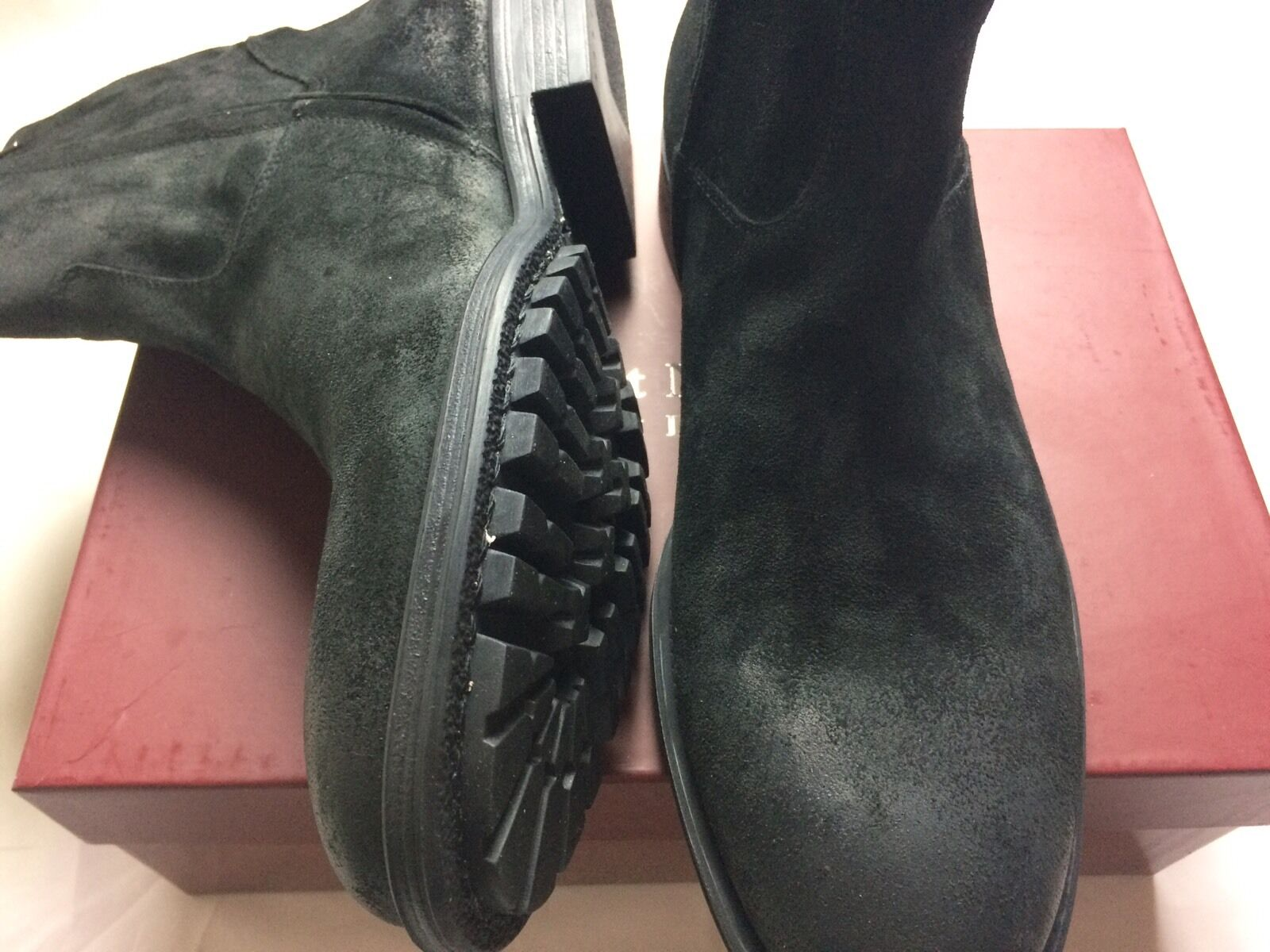 The Boot New York Leather Boots Men's Men's Men's Hand Made In Italy_11 D/M Compare at $399 704fa5
