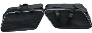 Harley-Davidson-Road-King-Electra-Glide-Innere-Packtasche-Schutzfolie-Taschen