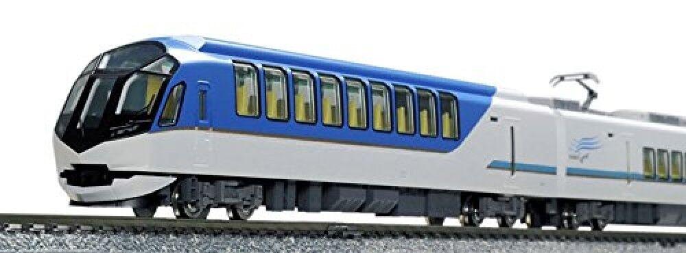 TOMIX 92499 N gauge Kinki Nippon Railway 50000 series Shikaze basic set Train