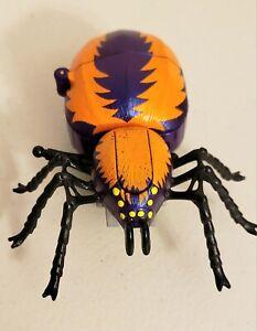 1996-Hasbro-Microverse-Takara-Beast-Wars-Transformer-ARACHNID-Green-Web