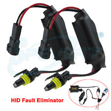 HID Super Canbus Anti-error Descodificadores Resistor de Cancelación H1 H7 H8 H4