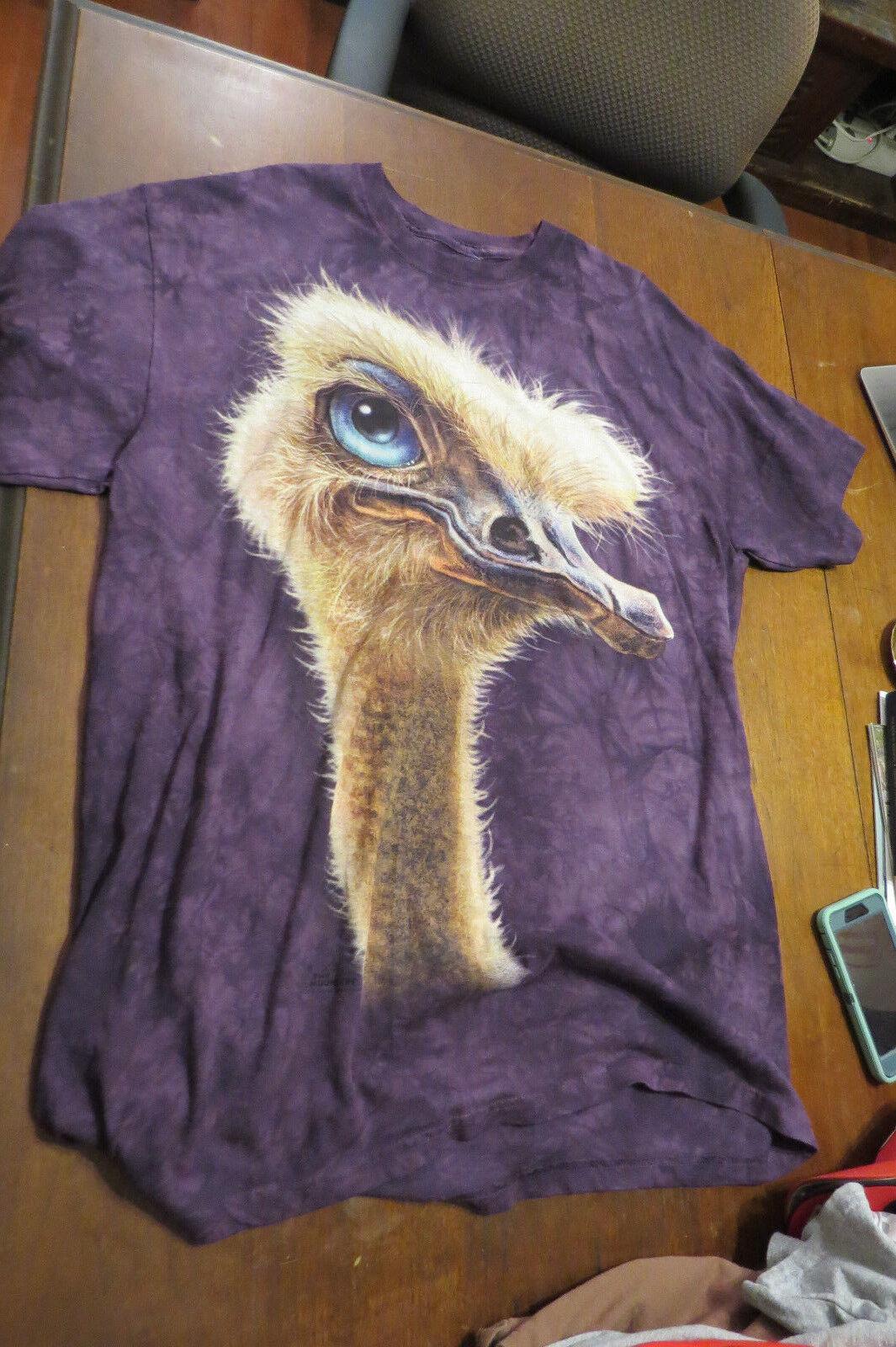 Mountain Ostrich Shirt XL Tie Dye