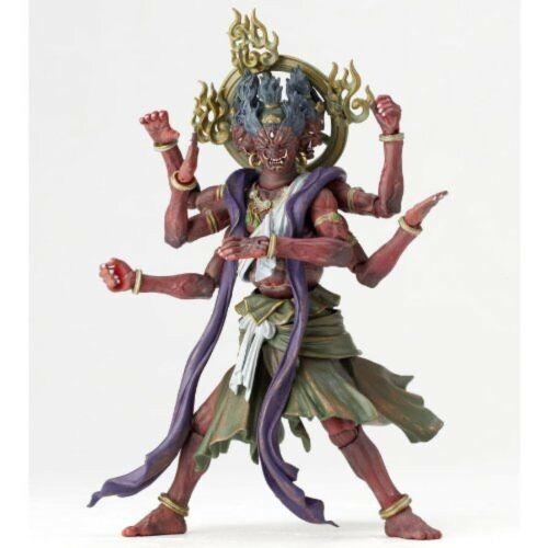 Figure ASHURA No.003 BUDDHIST STATUE COLLECTION Revoltech TAKEYA //KAIYODO