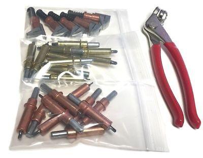 Cleco Pins und Plier Starter Kit