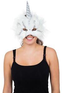 Brillant Licorne Masque (sur élastique), Fantaisie, Robe Fantaisie-afficher Le Titre D'origine Les Consommateurs D'Abord