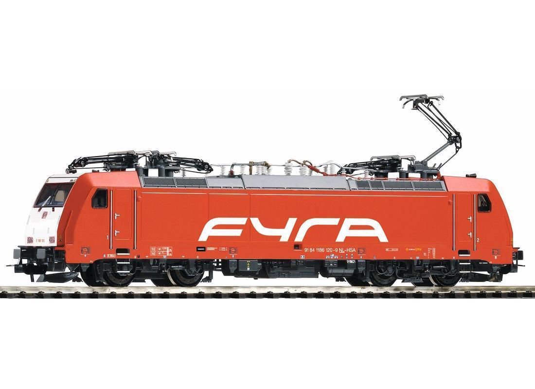 Piko 59955 Elektrolok BR 186 FYRA Spur H0
