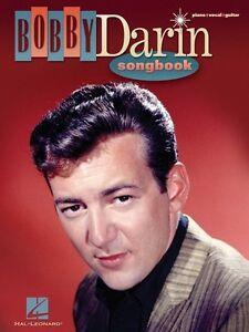 Bobby-Darin-Songbook-Sheet-Music-Piano-Vocal-Guitar-Songbook-NEW-000306744