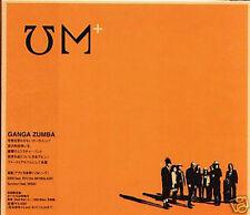 GANGA ZUMBA - UM - Japan 2 CD - NEW J-POP