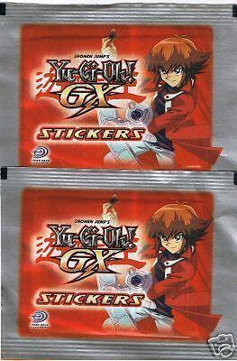 Yu-Gi-Oh GX//sticker//2 bolsas//raras