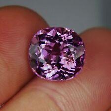 Gem! Purple Pink Paraiba Tourmaline Mozambique 7.68 ct GLI