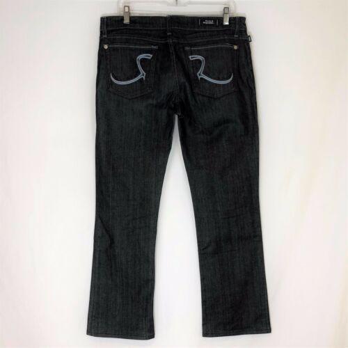 Taglia 31 R Jeans Republic Rock Wash X Kiedis Pocket Bootcut Blue Dark xHwqv8wYz