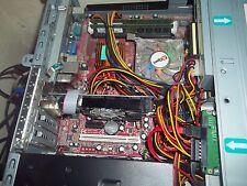 mATX Media Board mit Intel Core 2 Duo T7200 Cpu und 2Gb DDR2 Ram