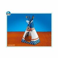 Playmobil 7172 Native American Teepee Ages 4-10