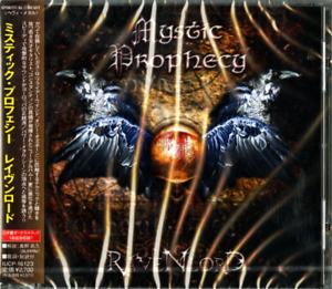MYSTIC-PROPHECY-RAVENLORD-JAPAN-CD-BONUS-TRACK-F75