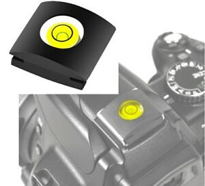 FidèLe Slitta Livella Flash Compatibile Con Nikon Coolpix P7800 P7700 P7100 P7000 A Df Facile Et Simple à Manipuler