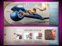 /bad Box Babyliss Pro Nano Titanium Miracurl Iron Curl Machine Mira Babntmc1