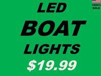 Pontoon Part Led Boat Lights ______ $19.99 ______ 12 Strips X 2 ___ 12v Marine