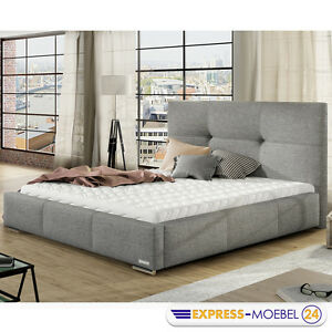 Schlafzimmer bett modern  Doppelbett Dreamer mit Lattenrost und Matratze Schlafzimmer Design ...