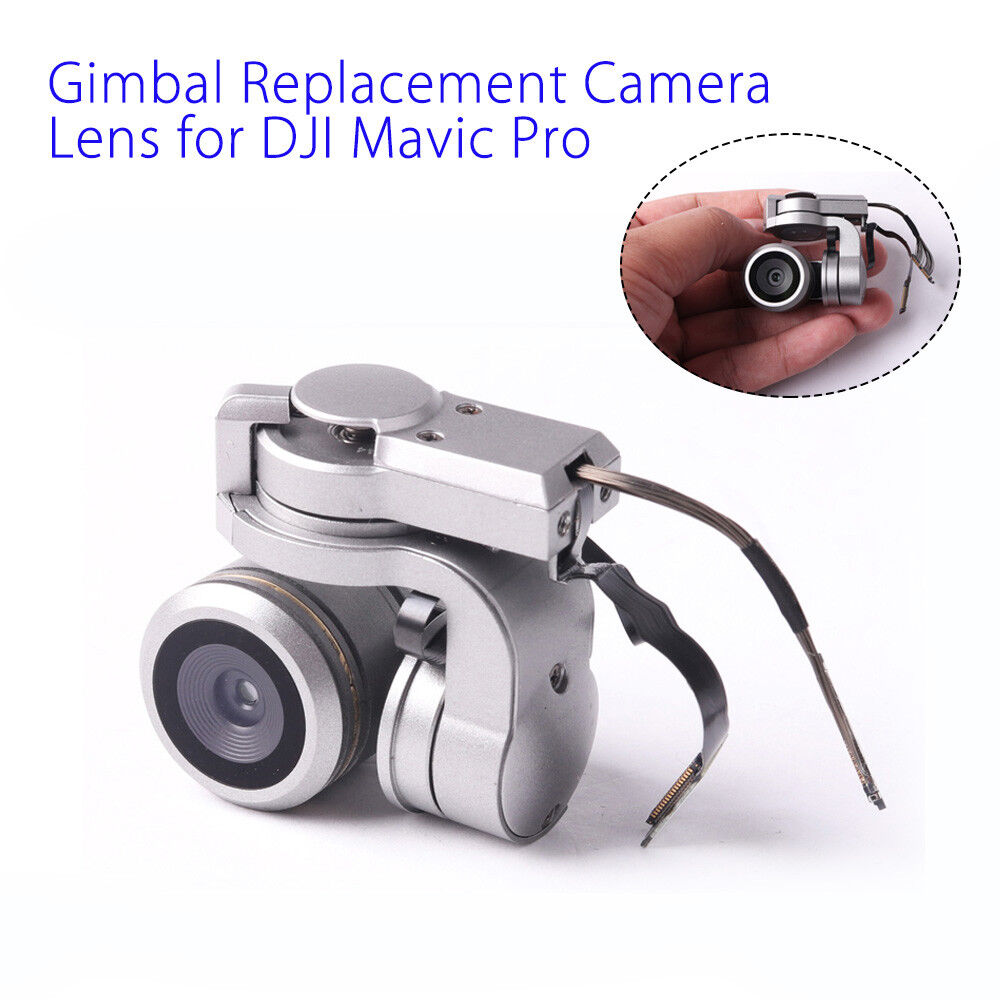 Spare Parts Camera Lens Gimbal Replacement Repair Parts For DJI MAVIC PRO Drone