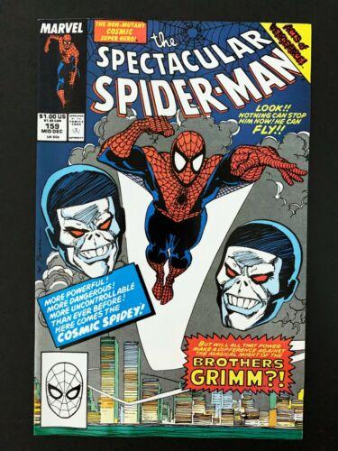 The Spectacular Spider-Man #159 Marvel Comics 1989 NM