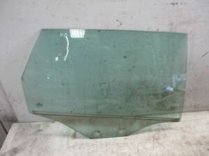 Side Window Windowpane Rear Right Audi A3 Sportback (8PA) 1.9 Tdi
