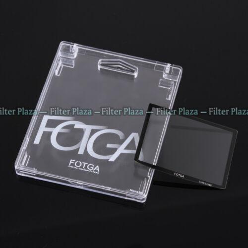 Fotga Pro Vidrio Óptico Rígido Protector De Pantalla Lcd Para Nikon D5000 cámara réflex digital
