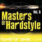 Masters of Hardstyle, Vol. 5 by Various Artists (CD, Jun-2011, 2 Discs, Atlantis)