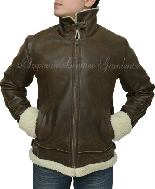 fab72b80b Mummy 3 Tomb of The Dragon Emperor Cow Hide Leather Jacket - 3xl - for  Chest 47