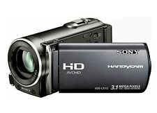 SONY HANDYCAM HDR-CX115E CAMCORDER HD DIGITAL HIGH DEFINITION VIDEO MEMORY CARD