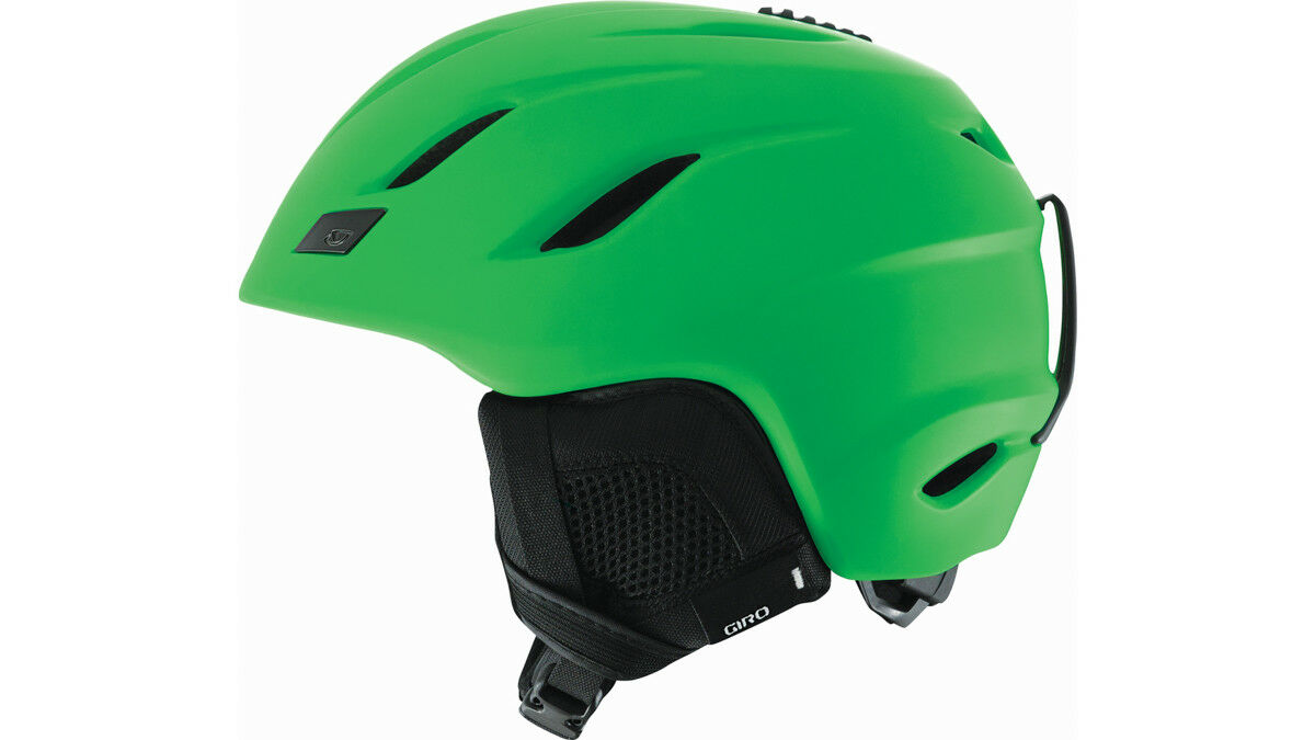 Giro Ski Snowboard Helmet Giro S Nine Plus Green thermo  regulation  fast delivery