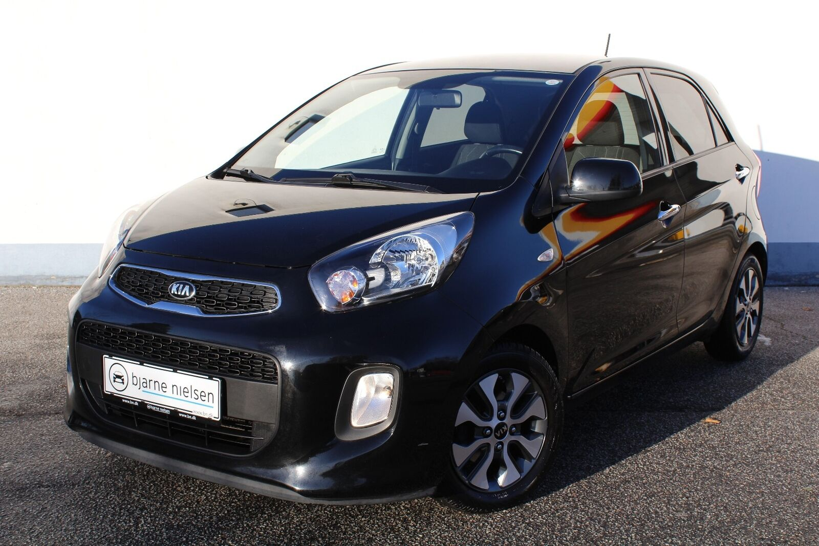Kia Picanto 1,0 Attraction