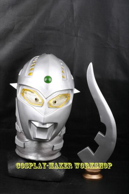 1/1 R057 c Cosplay Ultra Seven Ultraman OutMan Altman 1/1 Wearable Helmet / Mask