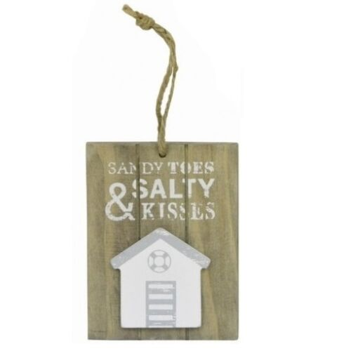 Small Nautical Hanging Wall Plaque Choose From 2 Designs 11 cm x 8.5 cm