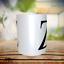 """environ 311.84 g LA LETTRE /""""Z/"""" Imprimé sur les deux côtés 11 Oz Tasse De Café-alphabet lettre-Lovely Gift"""