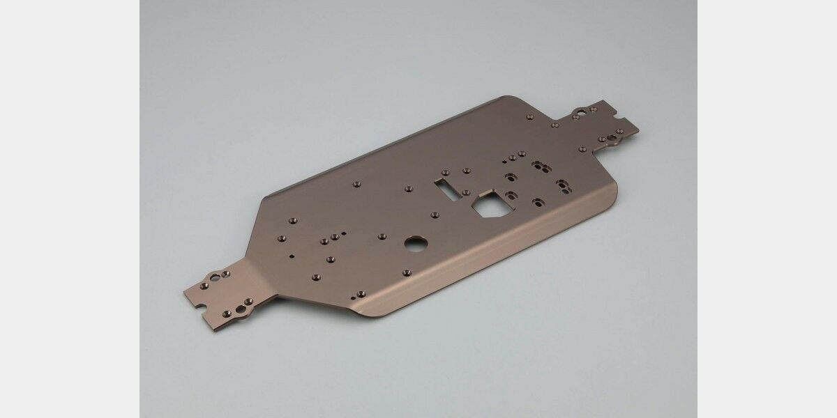 Kyosho TRW103 SP Main Chassis 17S/Gum Metallic/DBX/DST