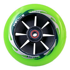110mm Inline Skate Wheels for fitness & speed with titanium mini bearings.