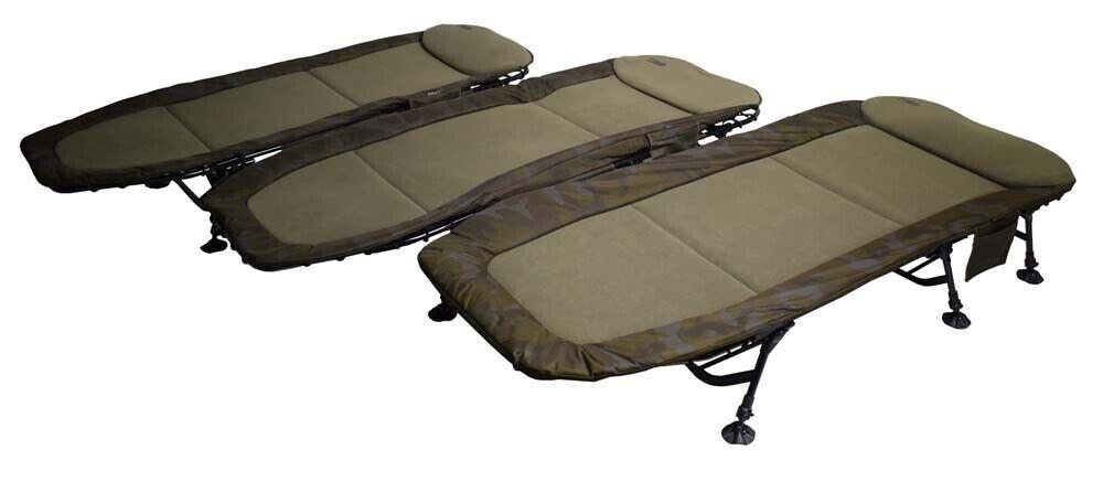 Sonik SK-TEK Levelbed Compact Bedchair Angelliege Liege Angler Karpfenliege