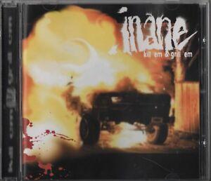 Inane-Kill-039-Em-amp-Grill-039-Em-Per-Koro-CD-2001-Deathcore-amp-Roll-Systral-Morser